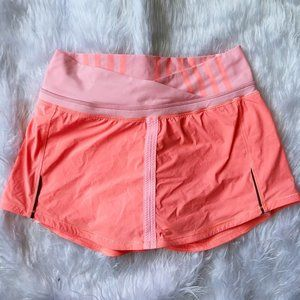 Lululemon Pink Athletic Skort Size 4